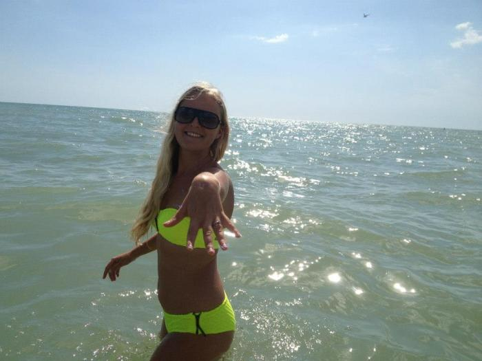 Ring beach
